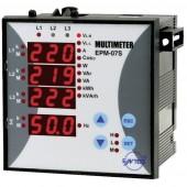 Beépítehtő multiméter, ENTES EPM-07S-96
