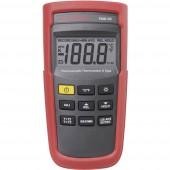 Beha Amprobe TMD-50 Hőmérséklet mérőműszer Kalibrált ISO -60 - +1350 °C Érzékelő típus K