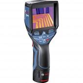 Bosch Professional GTC 400 C Hőkamera -10 ... +400 °C 160 x 120 pixel