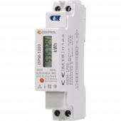 C-Control DPM-1200 Energiafogyasztás mérő Megvilágított kijelző