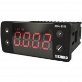 Emko EDA-3700 Digitális beépíthető mérőműszer Programozható LED-ampermérő, EMKO EDA-3700