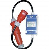 TIP 41600 Energiafogyasztás mérő MID kalibrálás