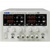 Aim TTi CPX200D Labortápegység, szabályozható 0 - 60 V/DC 0 - 10 A 360 W Kimenetek száma 2 x