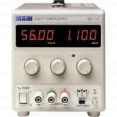 Aim TTi EL561R Labortápegység, szabályozható 0 - 56 V/DC 0 - 1.1 A 60 W Kimenetek száma 1 x