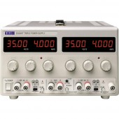 Aim TTi EX354RT Labortápegység, szabályozható 0 - 35 V/DC 0 - 4 A 305 W Kimenetek száma 3 x