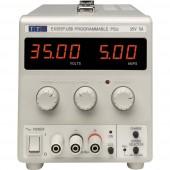 Aim TTi EX355P-USB Labortápegység, szabályozható 0 - 35 V 0 - 5 A 175 W Kimenetek száma 1 x