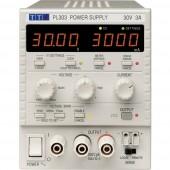 Aim TTi PL303 Labortápegység, szabályozható 0 - 30 V/DC 0 - 3 A 90 W Kimenetek száma 1 x