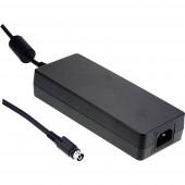 Asztali tápegység, fix feszültségű Mean Well GST160A15-R7B 15 V/DC 9.6 A 144 W