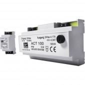 Block ACT 10 Biztonsági transzformátor 1 x 230 V/AC 1 x 24 V/AC 10 VA 0.416 A