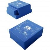 Block FL 10/8 Nyomtatott áramköri transzformátor 2 x 115 V 2 x 8 V/AC 10 VA 625 mA