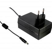 Mean Well GSM25E15-P1J Dugasztápegység, fix feszültségű 15 V/DC 1.66 A 25 W