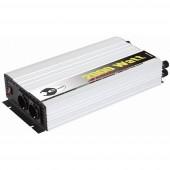 e-ast HPL 2000-24 Nagy teljesítményű inverter feszültségátalakító /4000 W24 V/DC (22 - 28 V) - 230 V/AC Inverter