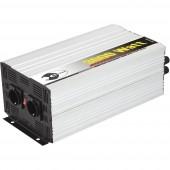 e-ast HPL 3000-24 Nagy teljesítményű inverter feszültségátalakító /6000 W24 V/DC (22 - 28 V) - 230 V/AC Inverter