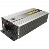 e-ast Inverter HighPowerSinus HPLS 1000-24 1000 W 24 V/DC - 230 V/AC