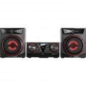 Karcher MC 5400D Sztereo berendezés Bluetooth®, CD, USB, DAB+, 2 x 50 W Fekete