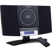 Mikro HiFi rendszer, falra szerelhető CD lejátszó és rádió AUX bemenettel Denver MC-5220