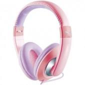 fejhallgató gyerekeknek, rózsaszín, Trust Sonis