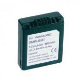 CGA-S002, DMW-BM7 Panasonic kamera akku 7,2 V 600 mAh, Conrad energy