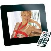 Digitális képkeret 20,3 cm 8, 800 x 600 pixel, Intenso Mediarecorder