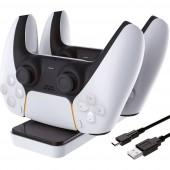 Eaxus Charging Dock Kontroller töltőállomás PS5