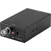 AV konverter mini-SDI-ról HDMI-re, SpeaKa Professional SP-MSD/HD-01