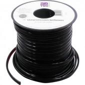 Hangszóró kábel 2 x 0.80 mm² Piros, Fekete TRU COMPONENTS 1565744 30 m