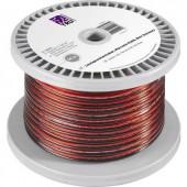 Hangszóró kábel 2 x 1.65 mm² Piros, Fekete TRU COMPONENTS 1566209 30 m