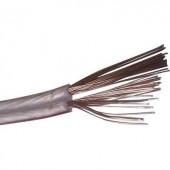 Hangszórókábel, CCA 2 x 2,5 mm² átlátszó, méteráru, AIV