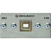 USB 2.0 Oehlbach PRO IN MMT-C USB.2 B/B