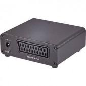 Scart - HDMI jelátalakító konverter SpeaKa Professional 1420546