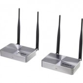 Vezeték nélküli HDMI jelátvivő készlet, max. 100 m, 5 GHz 1920 x 1080 pixel, SpeaKa Professional