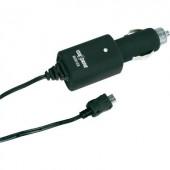 Szivargyújtós Micro USB töltő adapter 12-24V/1A Ansmann Car Charger 5707173-510