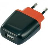 Hálózati USB töltő adapter 100-240V/AC 2100mA VOLTCRAFT SPAS-2100