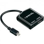 Hama MHL adapter - Okostelefon HDMI - TV adapter