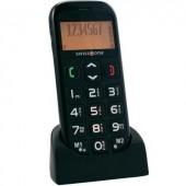 Nagygombos mobiltelefon időseknek vészhívóval, Swisstone BBM 320