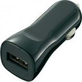 Szivargyújtó USB töltő adapter 12-24V/5 V 1000 mA, VOLTCRAFT CPAS-1000