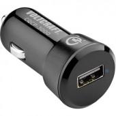 Szivargyújtó USB töltő adapter 12-24V/5V (max.) 3000 mA Voltcraft Qualcomm Quick Charge 3.0 CQCP-3000