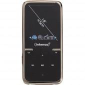 Intenso Video Scooter MP3 lejátszó, MP4 lejátszó 8 GB Fekete