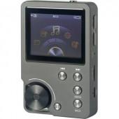 MP3 lejátszó, antracit, Renkforce RF-MP3-2000