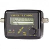 Analóg műholdvevő, antenna beállító világítással, SAT Finder Renkforce RL-TC-0101