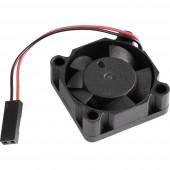 Aktív ventilátor Alkalmas: Raspberry Pi, Rock Pi, Banana Pi