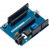 Arduino AG Adapter MKR2UNO ADAPTER Alkalmas: Arduino