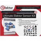 Elektor SEN-Elektorkit 1 db Alkalmas: Raspberry Pi, Arduino