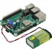 Joy-it StromPi 2 USV-Shield Alkalmas: Raspberry Pi, Banana Pi, Arduino, Cubieboard