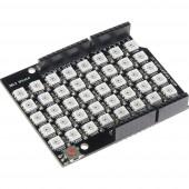 Joy-it pcDuino bővítő panel RGB Shield incl. 40 LED