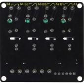 Joy-it sbc-ssr01 Relé modul 1 db