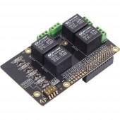 Seeed Studio Relay Board v1.0 Relais-Shield Alkalmas: Raspberry Pi