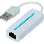 Hálózati adapter 100 Mbit/s Renkforce USB 2.0, LAN (10/100 MBit/s)
