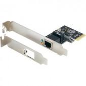 Hálózati kártya 1000 Mbit/s Renkforce PCI-Express, LAN (10/100/1000 MBit/s)