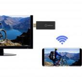 Renkforce renkCast 3 HDMI streaming stick AirPlay, Miracast, DLNA, külső antenna